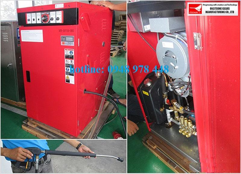 Đặc điểm của máy rửa xe Okatsune MR 30VM