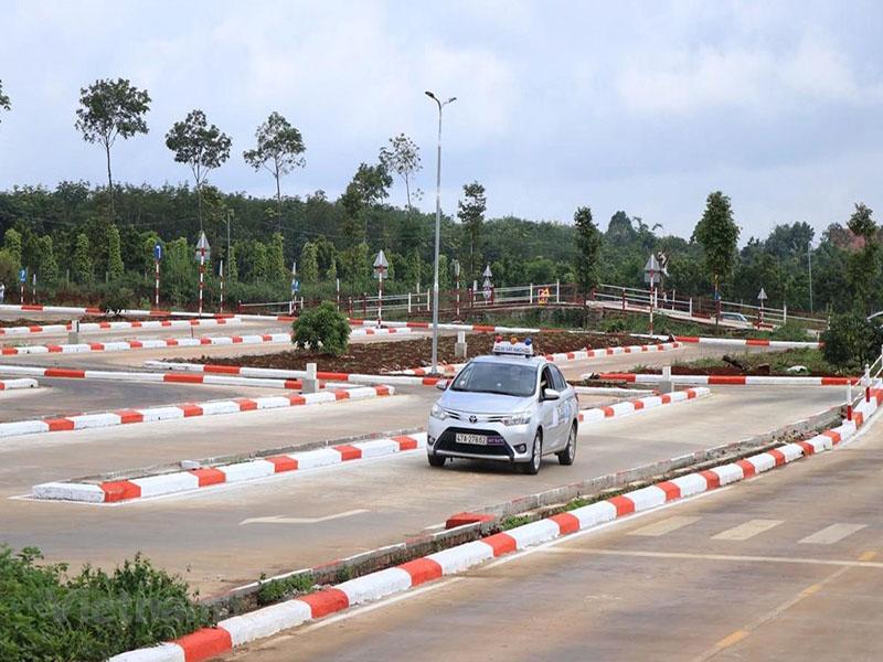 Trung tâm đào tạo bằng lái xe PN