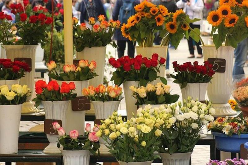 Bí quyết giữ hoa tươi lâu của chủ shop hoa