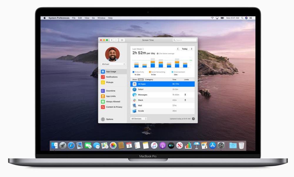 Các ứng dụng tương thích với hệ điều hành MacOS