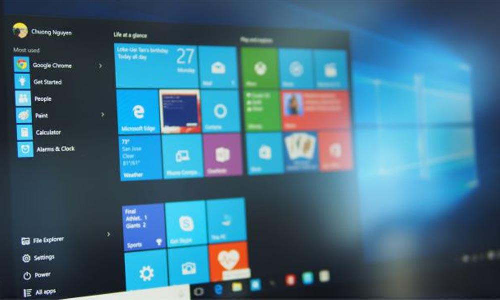 Các ứng dụng tương thích với hệ điều hành Windows