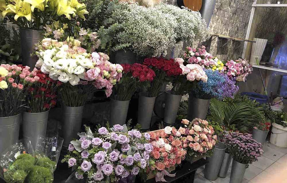 Điện hoa Hồ Chí Minh - Cửa hàng hoa tươi lớn nhất