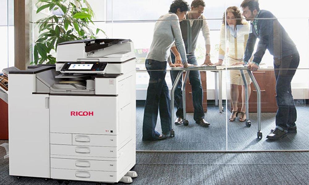 Đánh giá về thương hiệu máy photocopy Ricoh