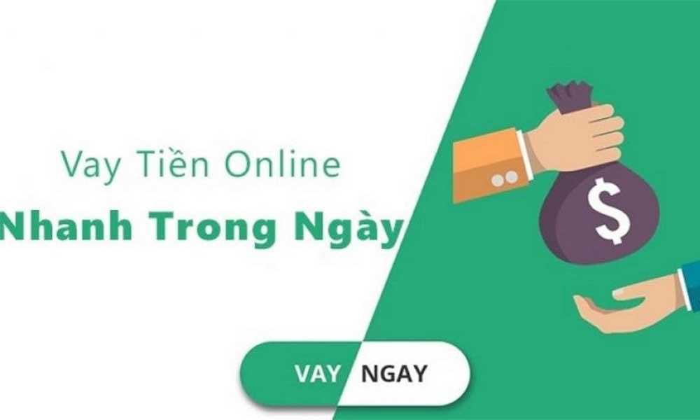 Vấn đề vay tiền online trên mạng