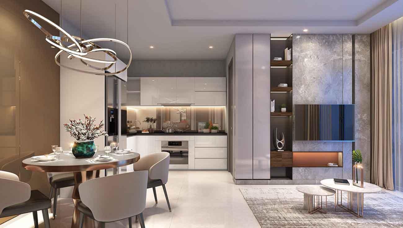 Dự án Honas Residence có những loại hình sản phẩm nào?